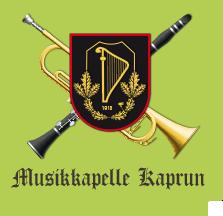 Logo / Musikkapelle Kaprun